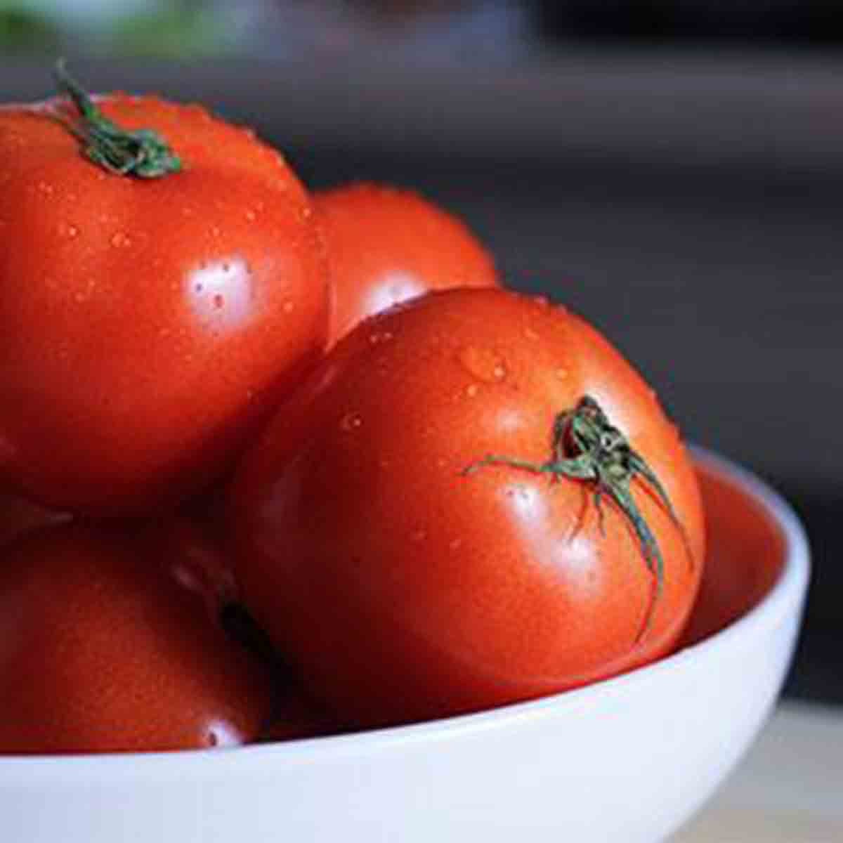 weight loss, red tomatoes
