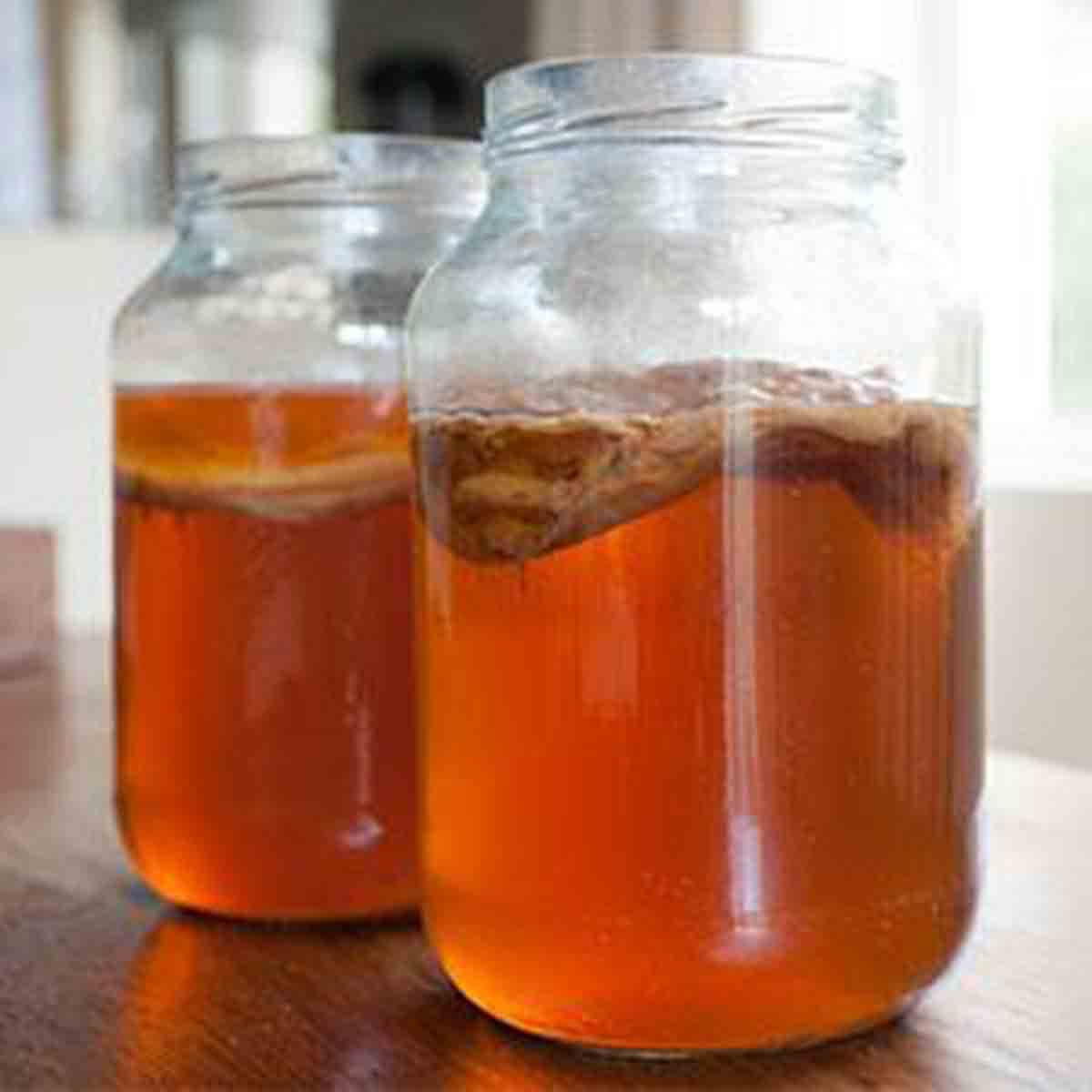 How and Where to Find Probiotics in Food - Kombucha