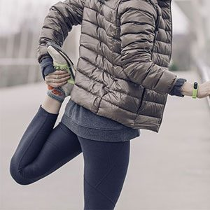 Cold Weather Weight Loss Tips Warm Up