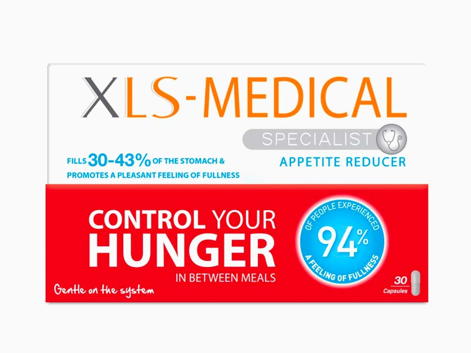 XLS Medical Specialist Appetite Reducer